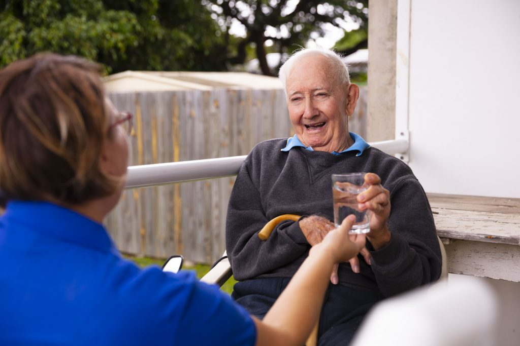 in-home Aged Care