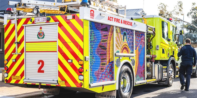 ACT Fire Safety Day